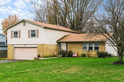 Reynoldsburg OH Single Family Home For Sale: $200,000