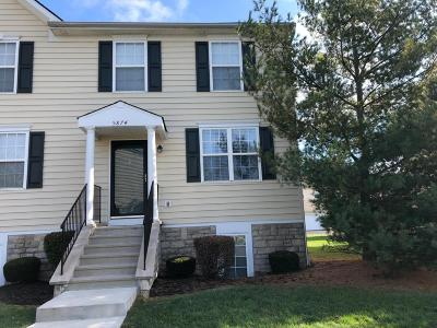 New Albany Condo Contingent Finance And Inspect: 5874 Andrew John Drive