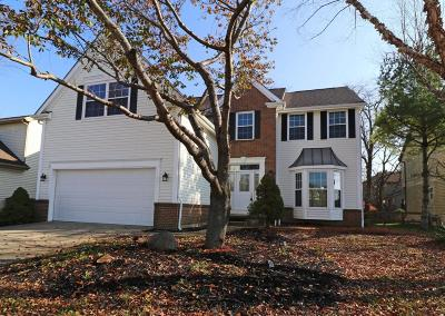 Pickerington Single Family Home For Sale: 3570 Creek Meadows Drive