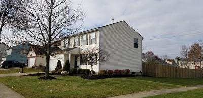 Reynoldsburg OH Single Family Home For Sale: $179,000
