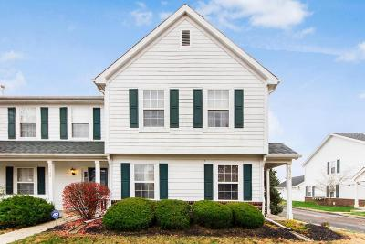 Grove City Condo Contingent Finance And Inspect: 6348 Lakeview Drive E