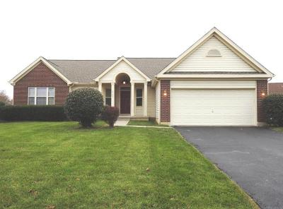Westerville Single Family Home Contingent Finance And Inspect: 6762 Morello Place
