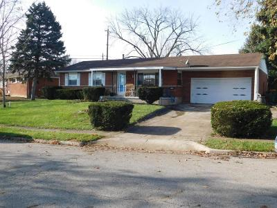 Single Family Home Contingent Finance And Inspect: 614 Hillsdale Drive