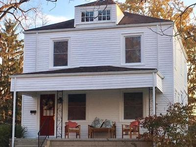 Clintonville Single Family Home Contingent Finance And Inspect: 257 E Como Avenue
