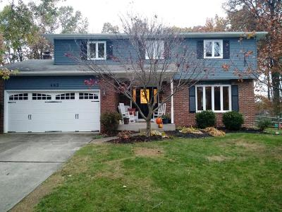 Westerville Single Family Home Contingent Finance And Inspect: 483 Michael Avenue