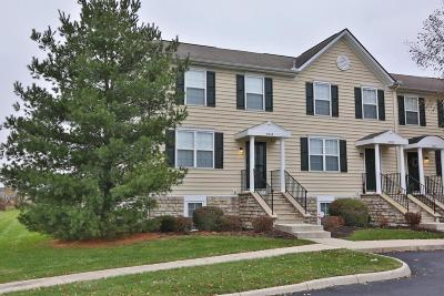 New Albany Condo Contingent Finance And Inspect: 5924 Andrew John Drive