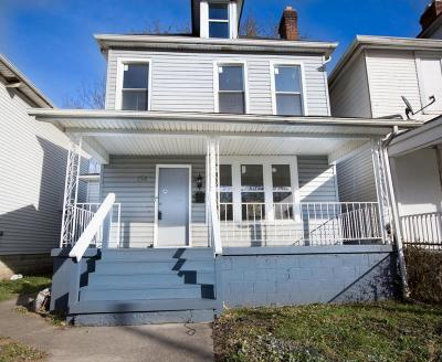 Columbus OH Single Family Home For Sale: $66,900