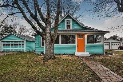 Millersport Single Family Home Contingent Finance And Inspect: 12145 4th Avenue