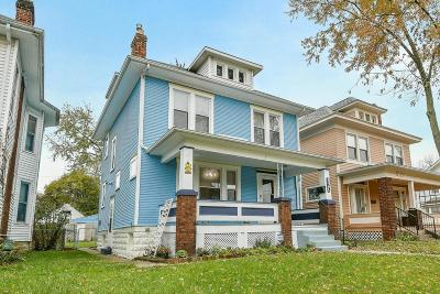 Columbus Single Family Home For Sale: 120 Eldon Avenue