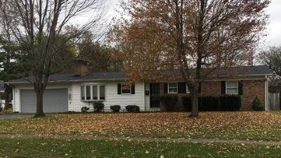 Circleville OH Single Family Home For Sale: $159,900