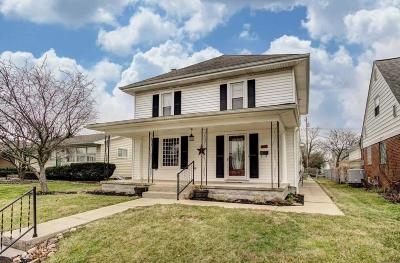 Circleville OH Single Family Home Contingent Finance And Inspect: $184,900