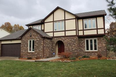 Westerville Single Family Home For Sale: 1099 Melinda Drive