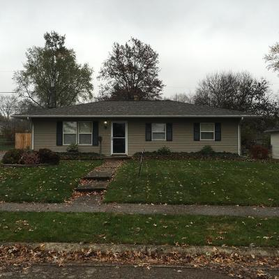 Reynoldsburg OH Single Family Home For Sale: $124,900