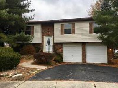 Canal Winchester Single Family Home Contingent Finance And Inspect: 3441 Taco Court