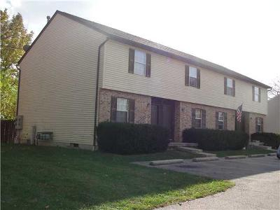 Hilliard Multi Family Home For Sale: 3624-3630 Scarberry Drive