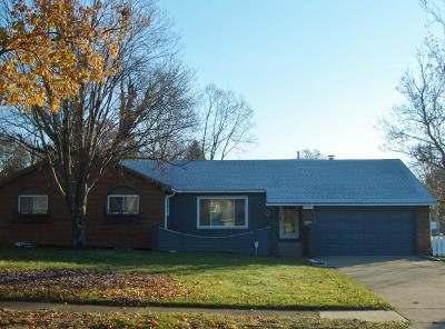 Westerville Single Family Home For Sale: 200 Hillcrest Drive