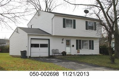 Hilliard Single Family Home Contingent Finance And Inspect: 4515 Paxton Drive S