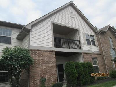 Lewis Center Condo Contingent Finance And Inspect: 762 Hidden Springs Drive