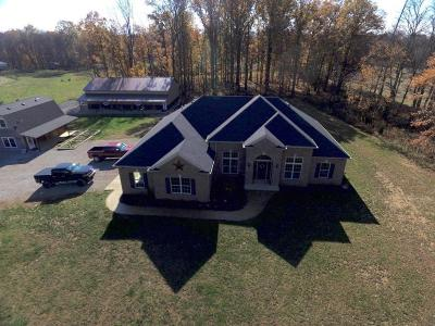 Franklin County, Delaware County, Fairfield County, Hocking County, Licking County, Madison County, Morrow County, Perry County, Pickaway County, Union County Single Family Home For Sale: 5550 Township Road 211