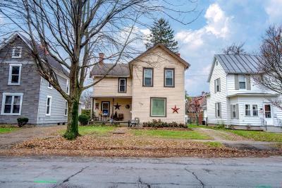 Single Family Home For Sale: 285 N Union Street
