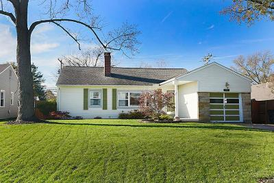 Franklin County, Delaware County, Fairfield County, Hocking County, Licking County, Madison County, Morrow County, Perry County, Pickaway County, Union County Single Family Home Contingent Finance And Inspect: 3173 Redding Road