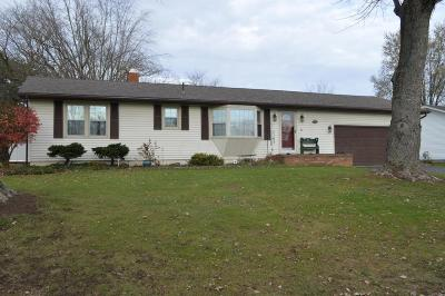 Circleville OH Single Family Home For Sale: $189,900