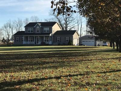 Utica Single Family Home Contingent Finance And Inspect: 13062 Fosdyke Road