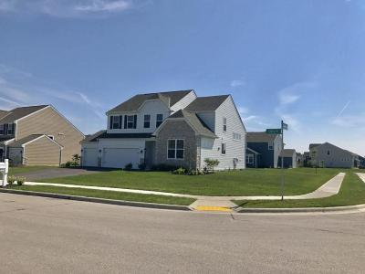 Franklin County, Delaware County, Fairfield County, Hocking County, Licking County, Madison County, Morrow County, Perry County, Pickaway County, Union County Single Family Home For Sale: 7137 Lilly Place