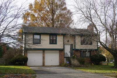 Pickerington Single Family Home Contingent Finance And Inspect: 370 Meadows Boulevard