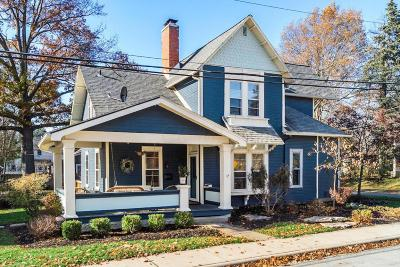 Westerville Single Family Home For Sale: 83 N Vine Street