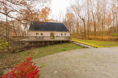 Franklin County, Delaware County, Fairfield County, Hocking County, Licking County, Madison County, Morrow County, Perry County, Pickaway County, Union County Single Family Home For Sale: 3665 Horseshoe Road