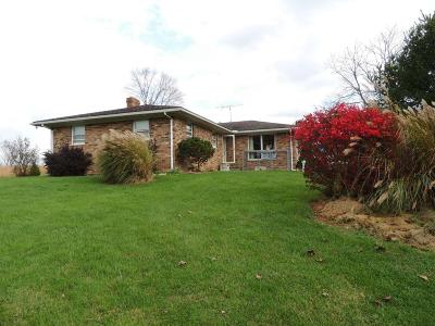 Franklin County, Delaware County, Fairfield County, Hocking County, Licking County, Madison County, Morrow County, Perry County, Pickaway County, Union County Single Family Home For Sale: 12718 Maysville Williams Road