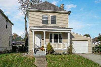 Franklin County, Delaware County, Fairfield County, Hocking County, Licking County, Madison County, Morrow County, Perry County, Pickaway County, Union County Single Family Home For Sale: 590 W 2nd Avenue