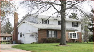 Westerville Single Family Home For Sale: 232 Apache Circle