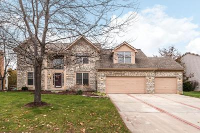 Pickerington Single Family Home For Sale: 892 Dunvegan Circle