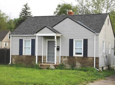 Columbus Single Family Home For Sale: 1906 E Hudson