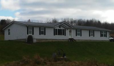 Single Family Home Contingent Finance And Inspect: 4273 Pine Grove Road SW