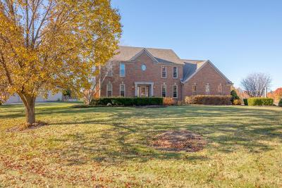 Franklin County, Delaware County, Fairfield County, Hocking County, Licking County, Madison County, Morrow County, Perry County, Pickaway County, Union County Single Family Home For Sale: 7721 Silver Springs Street NW
