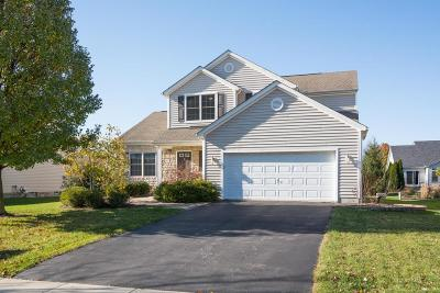 Franklin County, Delaware County, Fairfield County, Hocking County, Licking County, Madison County, Morrow County, Perry County, Pickaway County, Union County Single Family Home For Sale: 4425 Hoffman Farms Drive