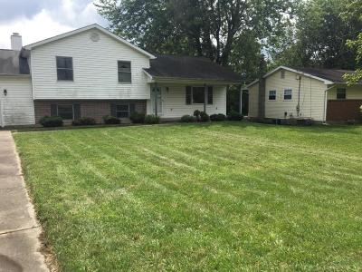 Delaware OH Single Family Home For Sale: $154,500