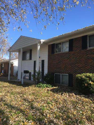 Columbus OH Single Family Home For Sale: $145,000