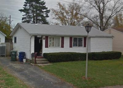 Columbus OH Single Family Home For Sale: $42,560