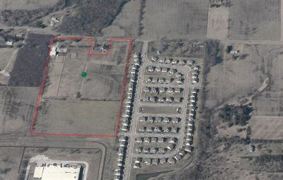 Westerville Residential Lots & Land For Sale: 7127 E Walnut Street