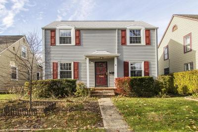 Bexley Single Family Home Contingent Finance And Inspect: 795 Chelsea Avenue