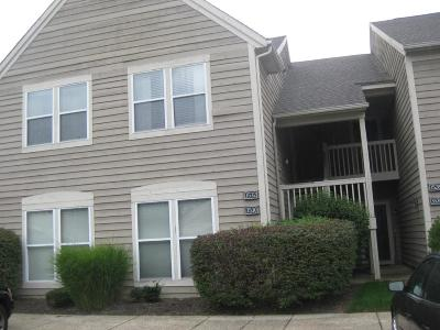 Hilliard Condo For Sale: 3532 Fishinger Mill Drive