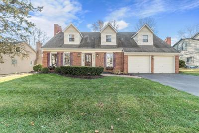 Worthington Single Family Home Contingent Finance And Inspect: 933 Werner Way
