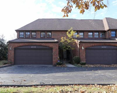 Condo Contingent Finance And Inspect: 4533 Carriage Hill Lane