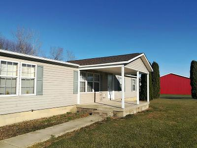 Galloway Single Family Home For Sale: 6596 Hall Road