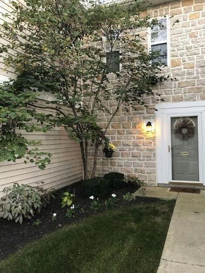 Dublin Condo Contingent Finance And Inspect: 4969 Common Market Place
