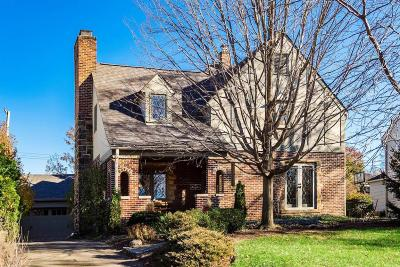 Upper Arlington Single Family Home For Sale: 2434 Arlington Avenue